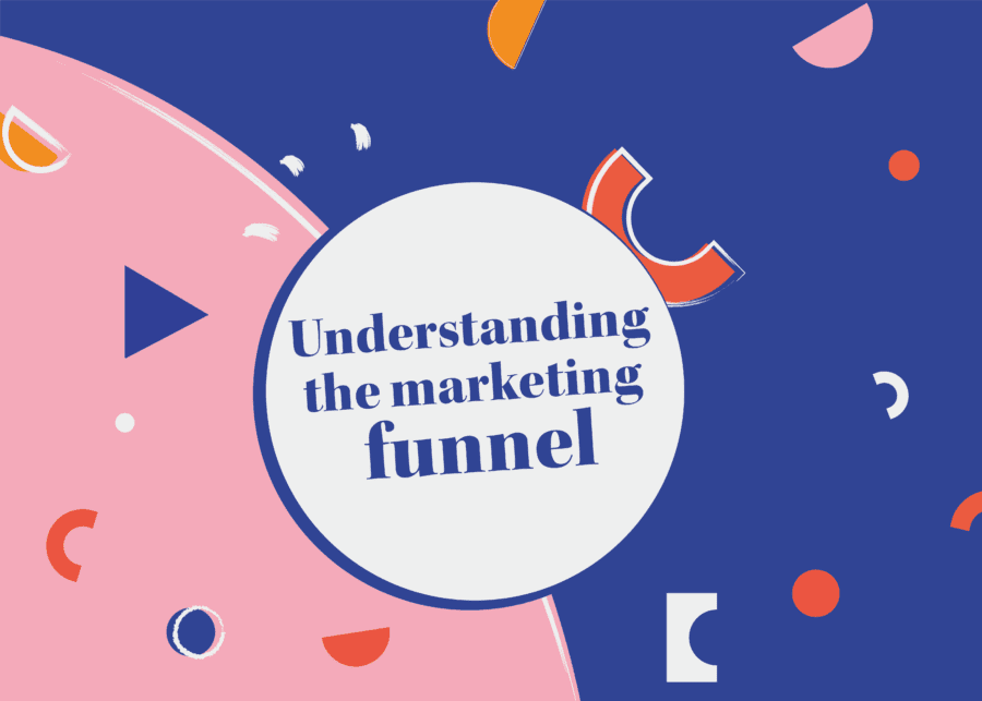 Understanding the five stages of the marketing funnel and why this helps with copywriting